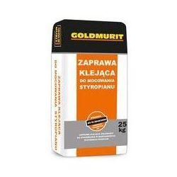 Zaprawa Klejąca Do Mocowania Styropianu 25kg Goldmurit