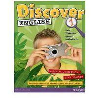 Discover English 1. Materiał Ćwiczeniowy Exam Trainer (Do Wersji Wieloletniej) (opr. miękka)