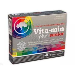 Olimp Vita-Min Plus Senior kaps. 30kaps.