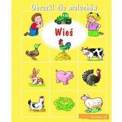 Wieś obrazki dla maluchów (opr. kartonowa)