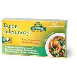 Bulion jarzynowy, wegetariański - kostki 6 szt.l BIO bezglutenowe