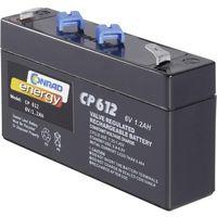 Akumulator kwasowo-ołowiowy Conrad Energy 6V, 1,3 Ah