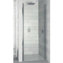 RIHO NAUTIC N101 Drzwi prysznicowe 80x200 PRAWE, szkło transparentne EasyClean GGB0602802