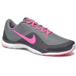 Buty sportowe Nike Wmns Nike Flex Trainer 6 Damskie Szary 100 dni na zwrot lub wymianę