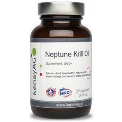 Neptune Krill Oil Olej z kryla 30 kaps.
