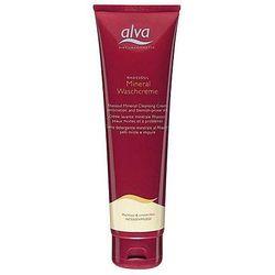 Organiczny mineralny krem myjący do twarzy - Alva
