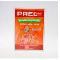 PREL RED Plaster rozgrzewaj. form.hydrożel