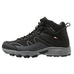 KangaROOS OUTDOOR Buty trekkingowe black/dark grey