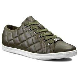 Sneakersy WOJAS - 5532-57 Zielony