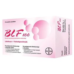 BLF 100 prosz.dosp.zaw.doust. 0,1g 10sasz.