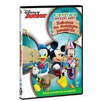 Klub Przyjaciół Myszki Miki. Zabawa na świeżym powietrzu [DVD]