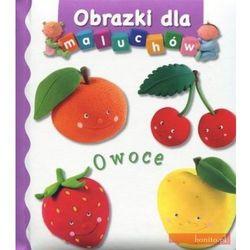 Owoce Obrazki dla maluchów (opr. kartonowa)