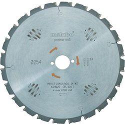 Tarcza tnąca Metabo HW/CT 315X30 48 WZ, 315 x 30 mm, 48 z/cal, gr. 1,8 mm