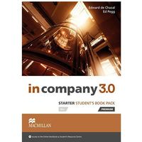In Company 3.0 Starter Level Students Book Pack