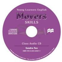 Young Learners Eng Skills Movers Aud CD