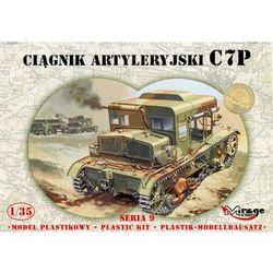 Ciągnik Artyleryjski C7P. Model 35901 seria 9