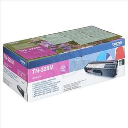 BROTHER Toner magenta TN328M (6000 str) do HL-4570CDW/ HL-4570CDWT / DCP-9270CDN / MFC-9970CDW