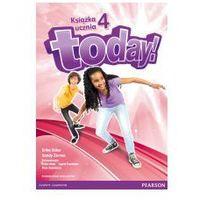 Today ! 4 SB+MP3 CD (podręcznik wieloletni)