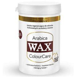 WAX Pilomax Arabica ColourCare maska do włosów farbowanych na kolory ciemne 240ml