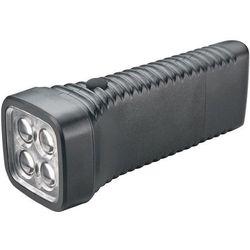Latarka LED AccuLux Multi 413282, 12 h, NiMH 4,8 V/550 mAh,Czarny