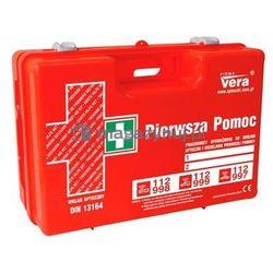 Apteczka przemysłowa w pudełki z tworzywa ABS DIN 13157 PLUS