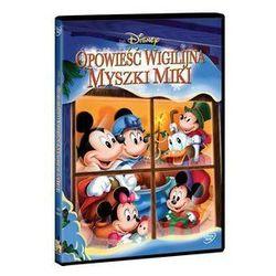 Opowieść wigilijna Myszki Miki [DVD]