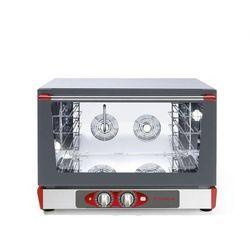 Piec piekarniczo-cukierniczy konwekcyjny z nawilżaniem | 464 MH Inverter 4/600x400 | sterowanie manualne