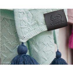 Kocyk Bamboo Tender Blanket - Mint Sorbet