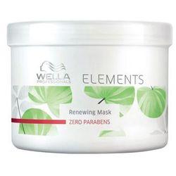 Wella Elements - odżywcza maska do każdego rodzaju włosów 150ml