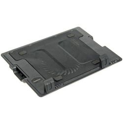 Podstawka chłodząca OMEGA do laptopa 17 cali Frost (41247) Czarny
