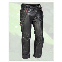 STR Norther Spodnie skórzane damskie