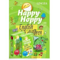 Pakiet Happy Hoppy. English for children - (opr. twarda)