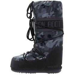 Moon Boot Śniegowce black