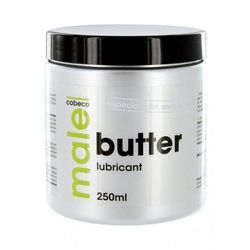 Cobeco Male Butter Lubricant Preparat na bazie masła do nawilżania 250ml