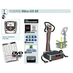 Platforma wibracyjna, masażer BH Fitness VIBRO GS SE