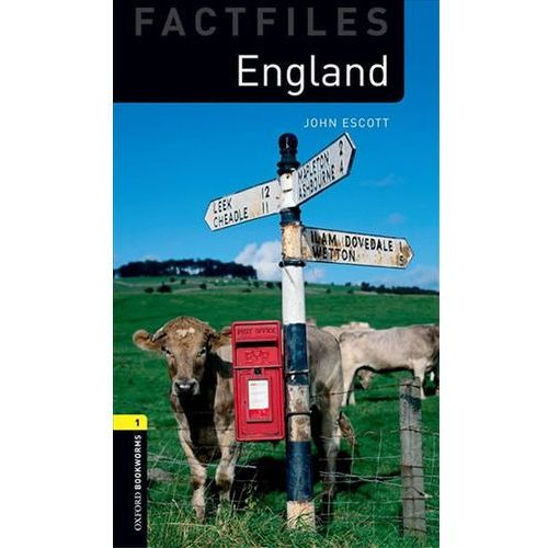 Oxford Bookworms Library Factfiles: Level 1: England audio pack Escott, John