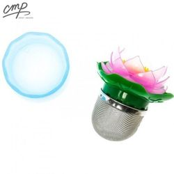 Cmp Paris zaparzacz do herbaty pływająca lilia wodna