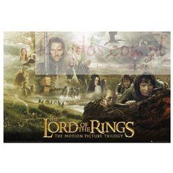 Władca Pierścieni Trylogia - plakat