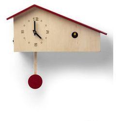 Kare design :: Zegar ścienny z kukułką Kuckuck Modern House