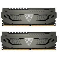 PATRIOT DDR4 Viper Steel 16GB/3600(2*8GB) Grey CL17 PVS416G360C7K
