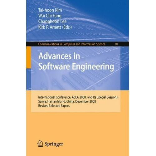 Advances in Software Engineering Lee, Changhoon