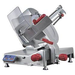Krajalnica półautomatyczna z możliwością pracy manualnej | nóż pochyły o średnicy 350mm