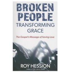 Broken People Transforming Grace