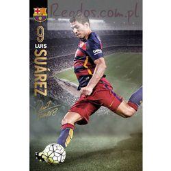 Fc Barcelona Suarez - plakat