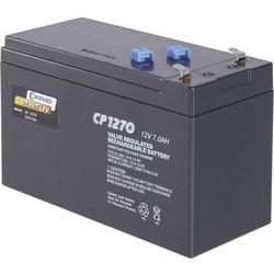 Akumulator żelowy AGM Conrad energy CE12V/7Ah, 12 V, 7 Ah