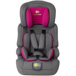 Fotelik samochodowy KINDERKRAFT Comfort Up Różowy