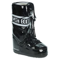 buty Tecnica Moon Boot Vinil - Black/White