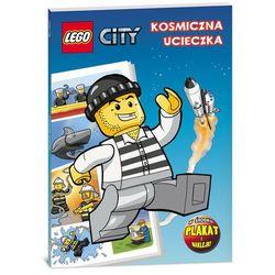 LEGO City Kosmiczna ucieczka (opr. twarda)