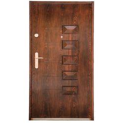 Drzwi wejściowe Sergos 80 prawe Evolution Doors
