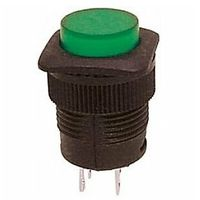 PRZYCISK PUSH-BUTTON SWITCH OFF-ON WITH GREEN LED